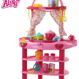 Baby Alive Интерактивная кухня для куклы пупса 3 в 1 Cook N Care 3 in 1 Set