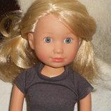 шикарная виниловая кукла Annabell Tween канадка Zapf Creation Германия оригинал клеймо 42 см