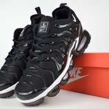 Кроссовки мужские Nike Air VaporMax Plus 270 black/white