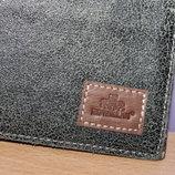 интересный кожаный кошелек портмоне rowallan