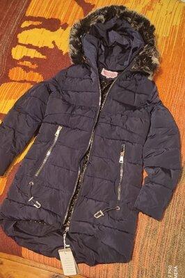 В сезон будет дороже Зимнее пальто на холофайбере Очень теплое и легкое