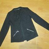 Пиджак черный с узором George