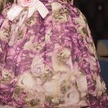 Нарядное платьице для малышки
