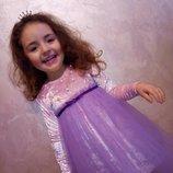 Распродажа красивое нарядное платье для девочки