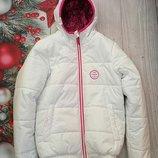 двухсторонняя лыжная куртка Wed'ze