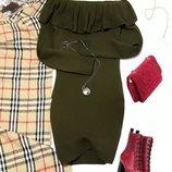 Вязаное платье от BooHoo