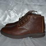 кожаные ботинки Timberland, р. 40