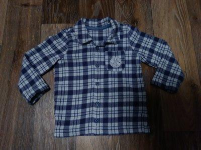 рубашка George на мальчика 12-18 месяцев в идеальном состоянии