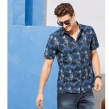 Модная рубашка тенниска Livergy. М L
