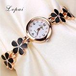 Нежные стильные модные женские часы Lvpai