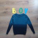 Шикарнючий свитер с градиентом с дорогой коллекции