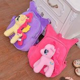 Рюкзак Май литл пони My Little Pony , 2 вида, Пинки пай и Рейнбоу деш, новый