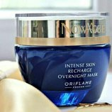 Ночная маска для лица oriflame для интенсивного восстановления кожи novage код 33490