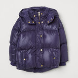 Куртка для девочки H&M с капюшоном