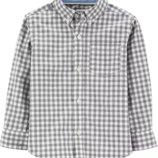 Новые рубашки на мальчиков Carter s 2Т, 3Т, 4Т, 5Т