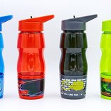 Бутылка для воды спортивная Sport 6623 4 цвета, объем 600мл