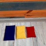 Сенсорные мешочки для занятий на балансировочной доске Бильгоу