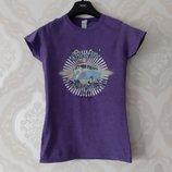 Размер S,M,L Яркая модная фирменная футболка