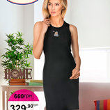 DoReMi Soft Black Ночная Сорочка 002-000243