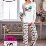 DoReMi Colors for Sleep Пижама Женская 002-000256