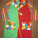 Клоун костюм Фрак карнавальный 50-52 парик