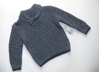Теплый стильный свитер Matalan р18-24мес