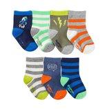 Комплект носочков носки для мальчика OshKosh супер полоска