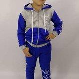 Детский трикотажный спортивный костюм Star