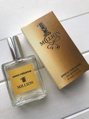 Paco rabanne 1 million edt 35мл