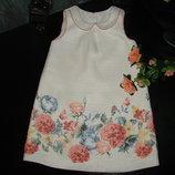 платье Matalan 2-3 года можно до 4 как новое большой выбор вещей 0-13 лет