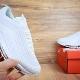 Кроссовки женские Nike Air Max 97 white