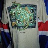 Стильная фирменная футболка бренд Yacht Club яхт клаб .л-м .