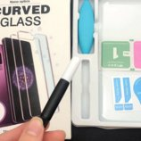 Изогнутое 3D защитное 3D UV Samsung S8 Plus высшего качества с использованием новой технологии пок