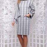 Платье 2 цвета 42,44,46,48 размеры