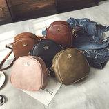 Женская мини сумка, 6 цветов