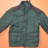Демисезонная стеганая курточка George для мальчика рост 104-116