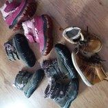 Ботинки, сапоги, дутики, обувь