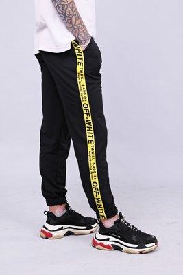 Утепленные спортивные штаны OFF WHITE