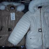 Куртка зима рост 116 два цвета Garden baby