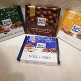 Шоколадки Ritter Sport. Германия. 100 g