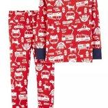 Пижама carters. размер 6,7. оригинал