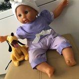 Набор, комплект одежды для куклы пупса Анабель, Шу-Шу, беби борна 42-48 см