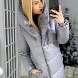 Куртка зимняя, зефирка