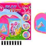 Палатка My little Pony 995-7110D