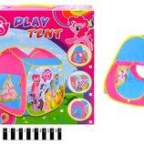 Палатка My little Pony 995-7110B, май литл пони