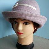 Женская ковбойская шляпа. Ручная работа. Цена 250 гр.