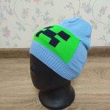 Весенняя шапка для мальчиков 48-50 размер