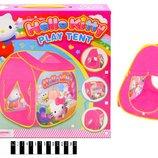 Палатка Hello Kitty 995-7106B, хелов китти