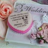 Мыльные бонбоньерки на свадьбу ручной работы