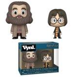 Набор фигурок Гарри Поттер и Хагрид - Funko Vynl Harry Potter Hagrid & Harry 2 pack, оригинал